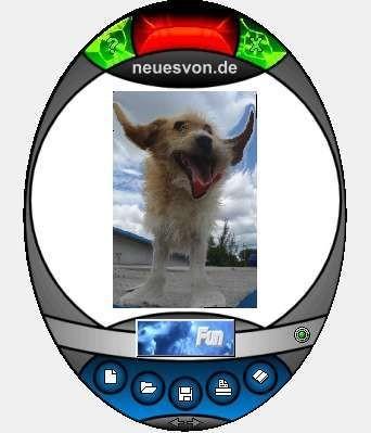 Screenshot 1 - Spassbilder – Karikatur Maschine