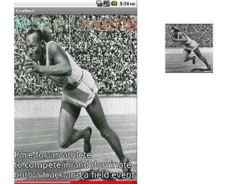 Große Olympioniken ©Appa-Apps