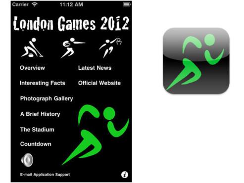 London Olympia 2012 ©iCandi Apps Ltd.