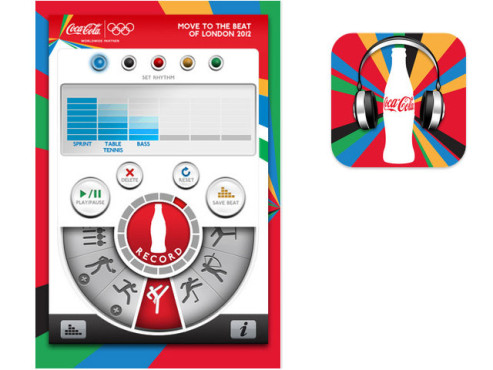 Move to the Beat of London ©The Coca-Cola-Company