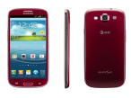 Samsung Galaxy S3 Garnet Red©Samsung