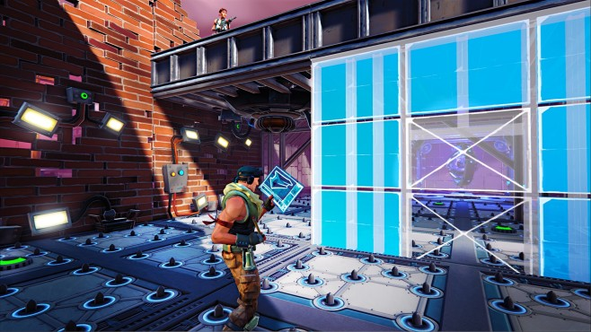 Actionspiel Fortnite: Fenster © Epic Games