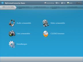 MyFormatConverter Basic – Kostenlose Vollversion