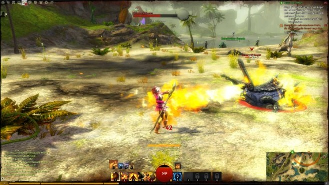 Guild Wars 2: Auto © NCSoft