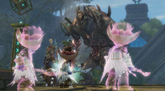 Guild Wars 2: Boss © NCSoft