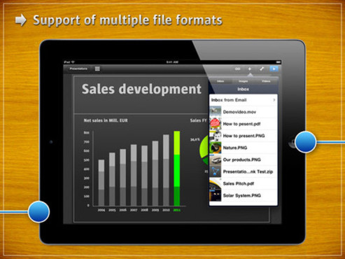 Screenshot Presentation Link ©COMPUTER BILD