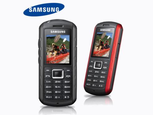 Mobiltelefon Samsung B2100 X-treme edtion (erhältlich ab 26. Juli bei Aldi Nord) ©Aldi Nord