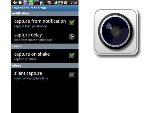 Screen Capture Shortcut Free ©tomorrowkey