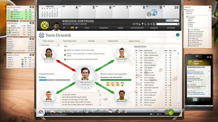 Fussball Manager 13 Glanzloser Meister Computer Bild Spiele