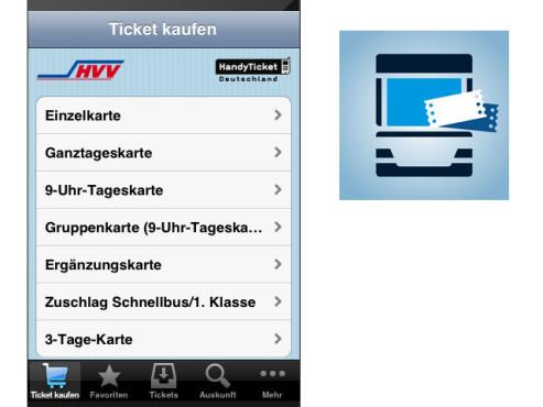 HandyTicket Deutschland ©HanseCom GmbH