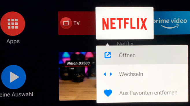 Android TV ©COMPUTER BILD