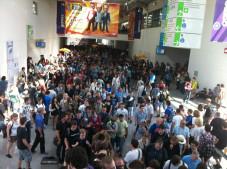 Spielemesse Gamescom: Köln©Koelnmesse