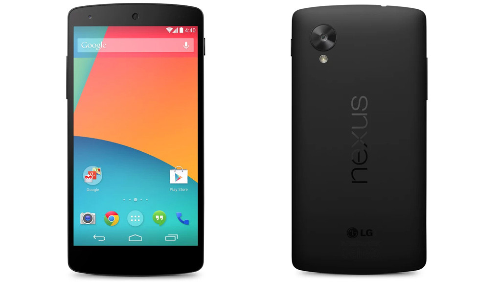 Google Nexus 5©Google