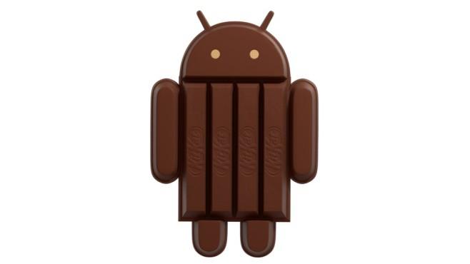 Android KitKat©Google