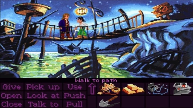 Monkey Island 2 © The Internet Archive