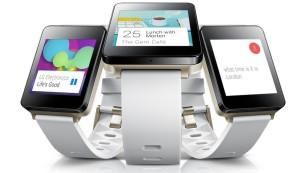 Google Now auf der LG G Watch.©LG Electronics