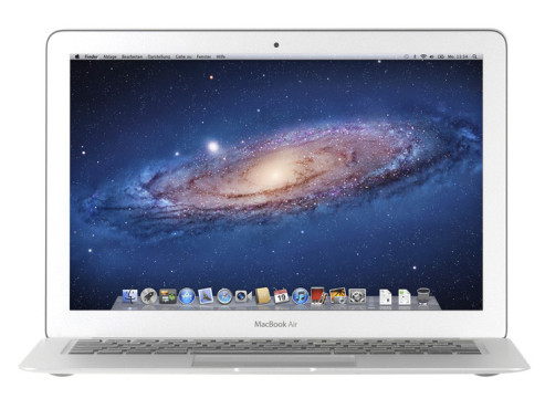 "Apple MacBook Air 13"" (MC965) ©COMPUTER BILD"