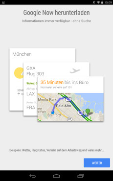 So funktioniert Google Now © COMPUTER BILD