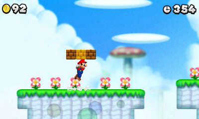 New Super Mario Bros. 2: Blumen © Nintendo