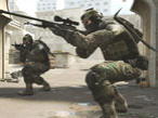 Online-Actionspiel Counter-Strike – Global Offensive: Sniper © Valve