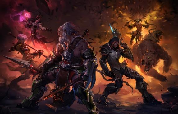 Diablo 3 Patch 2.4.3©Blizzard