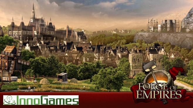 Innogames: Kostenlose Browsergames wie Forge of Empires ©Innogames
