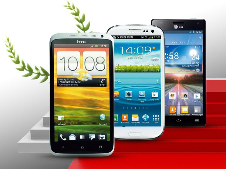 Smartphone Sucht Test