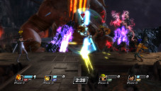 Prügelspiel Playstation All-Stars – Battle Royale: Schlag©Sony