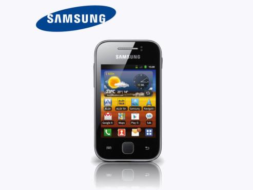Samsung Galaxy Y S5360 ©Aldi Nord