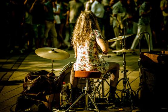 The Drummer – von: joschufoto ©joschufoto