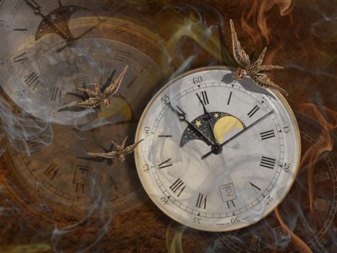 Uhrzeit – von: anbafoto ©anbafoto