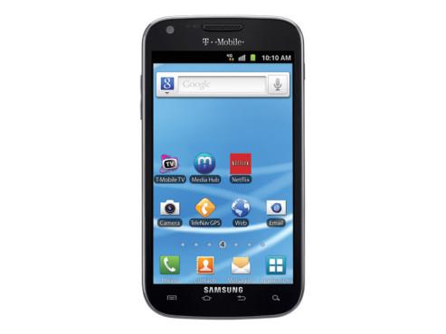 Galaxy S2 T-Mobile ©Samsung