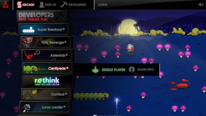 Atari Arcade: Klassiker kostenlos im Browser©Atari