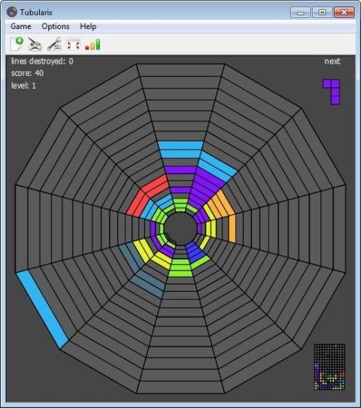 Screenshot 1 - Tubularix