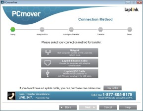 PCmover Free