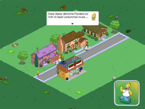Die Simpsons: Springfield © Electronic Arts