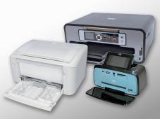 Drucker und Multifunktionsgeräte Was darf´s denn sein? Tintenstrahler, Multifunktionsdrucker, Tintenstrahler, Laser oder Fotospezialist?©COMPUTER BILD