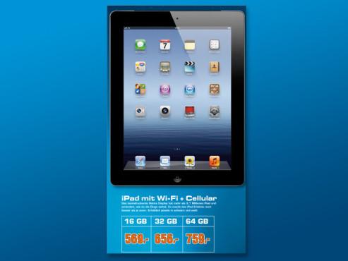 Apple iPad ©COMPUTER BILD
