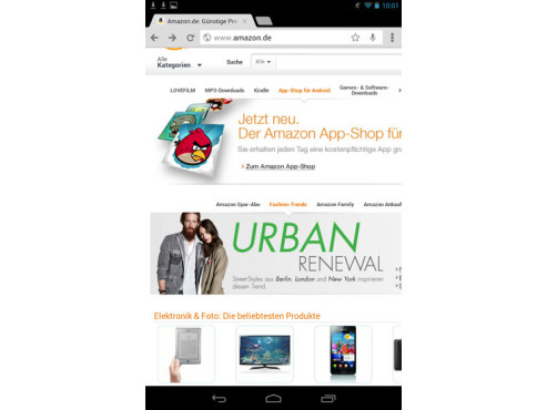 Amazon App Shop ©COMPUTER BILD