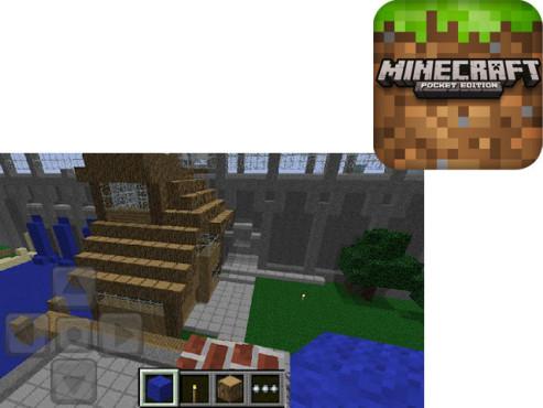 Minecraft – Pocket Edition ©Mojang