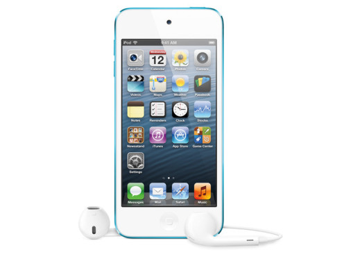 Apple iPod touch © Apple