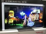 4K-Fernseher von Toshiba – mit 84-Zoll-Bilddiagonale©COMPUTER BILD