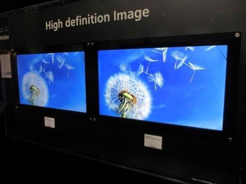 Neue Sharp-Fernseher mit 4K ©COMPUTER BILD