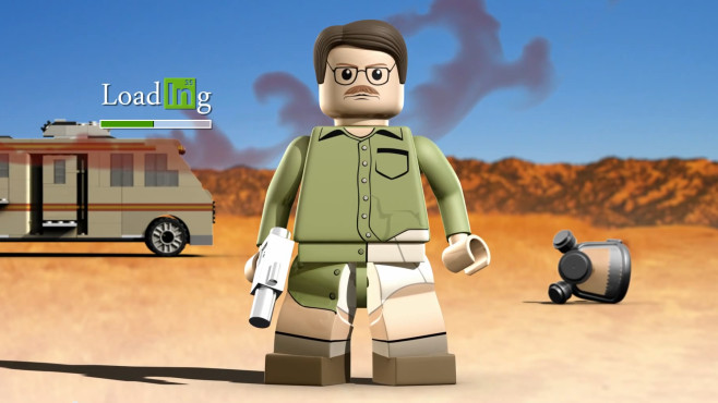 LEGO Breaking Bad © Brian Anderson