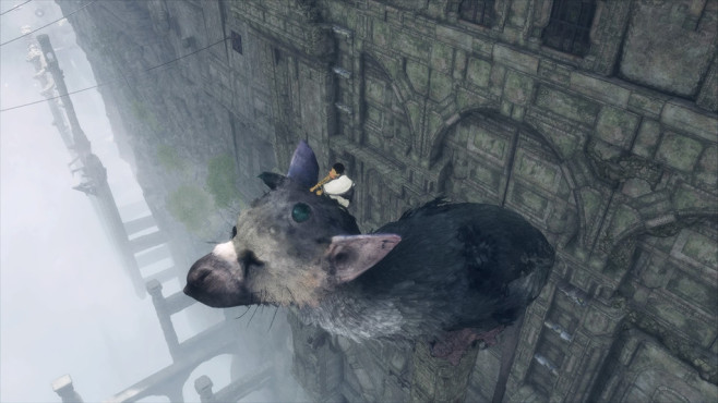 The Last Guardian: The End © Sony
