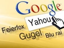 Die häufigsten Google-Vertipper©Google
