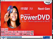 "Cyberlink Power DVD Ultra 7.3 Gestochen scharf: Cyberlinks ""Power DVD Ultra"" bringt Ihre HD-Filme auf den Bildschirm."