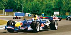 Formula One Championship Edition: Das Red-Bull-Team ist auch mit von der Partie.