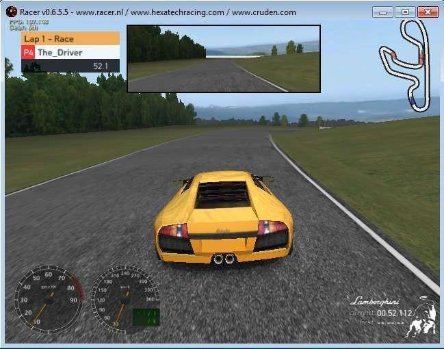 Screenshot 1 - Racer