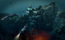 Aufbauspiel Anno 2070 – Die Tiefsee: Wasser©Ubisoft
